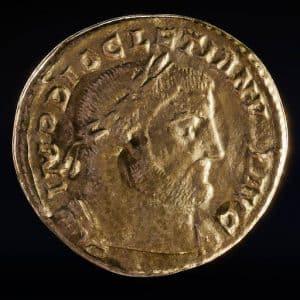 Scan de monnaie restitué