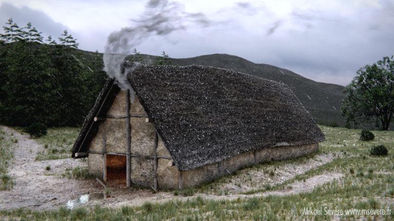 Habitat préhistorique rubané