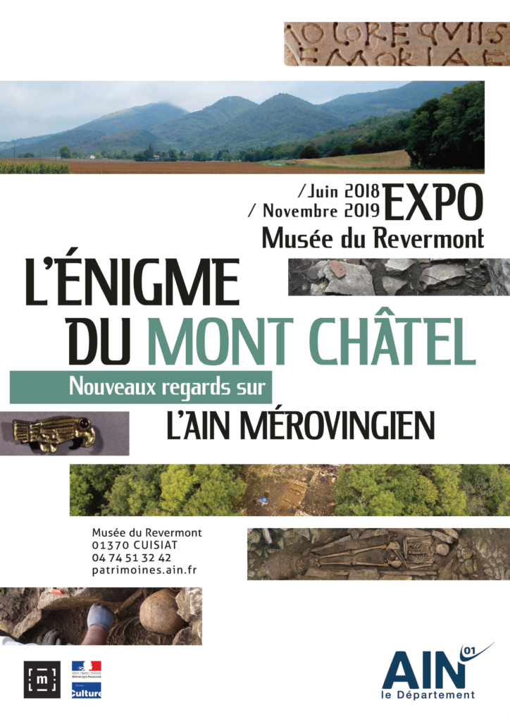 Affiche Expo Mont Chatel