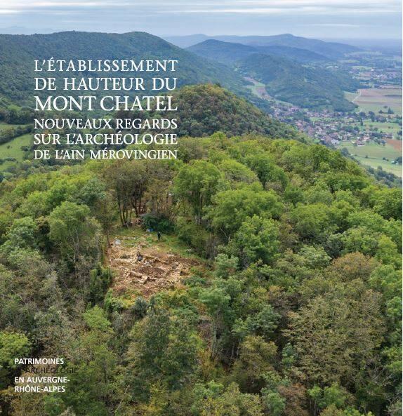 Mont Chatel Publication DRAC