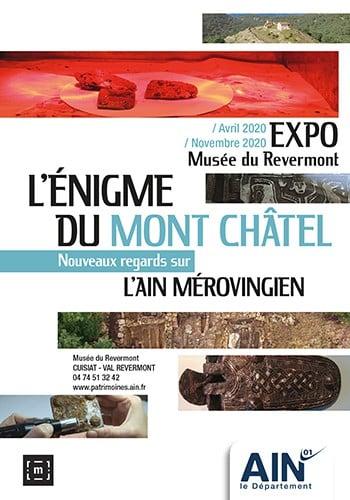 Affiche Expo Mont Chatel v2